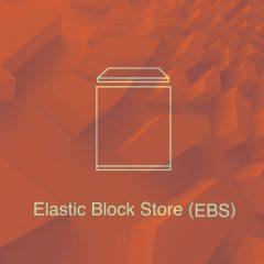 AWS Elastic Block Store(EBS) 소개