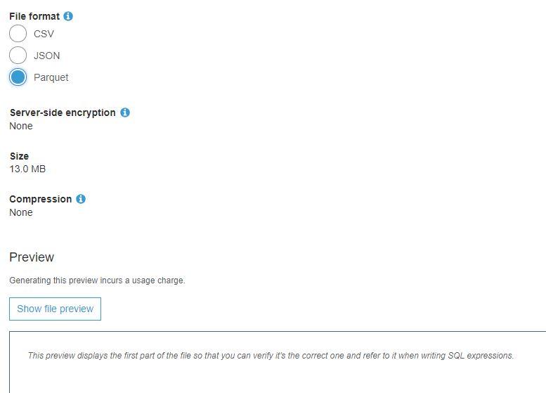AWS S3 Select 신규 기능 추가 | GS네오텍(WiseN) 공식 블로그